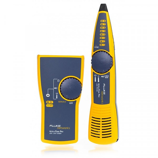 Fluke Networks IntelliTone 200 Pro - signal probe, cable tester, cable tracker (MT-8200-60-KIT)
