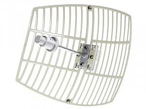 Outdoor Grid Parabolic antenna 24dBi, 5 Ghz (AP-F5G24)