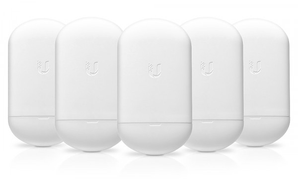 Wireless Access Point Ubiquiti NanoStation AC Loco 5-pack (Ubiquiti NS-5ACL)