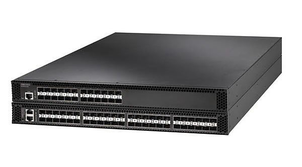 Edge-corE ECS5510-24S, Managed switch L2, 24x slot 10G SFP+, 19""