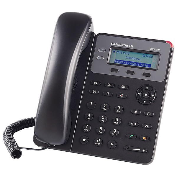 VoIP phone (Grandstream GXP1610)