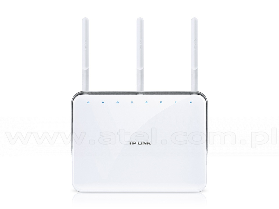 1900Mbps Wireless Gigabit Router Dualband 1900AC, ADSL2+ (TP-Link Archer  VR900)
