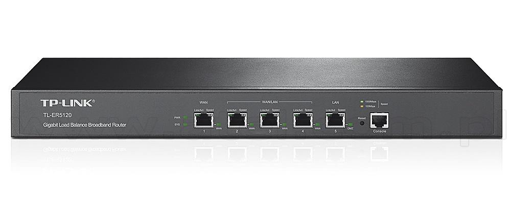 Internal Universal Power Supply Load Balance Broadband Router Networking IP New