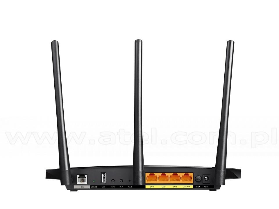 TP Link Archer VR400, 1200Mbps Wireless
